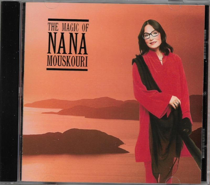 Nana Mouskouri - The magic of -1.jpg