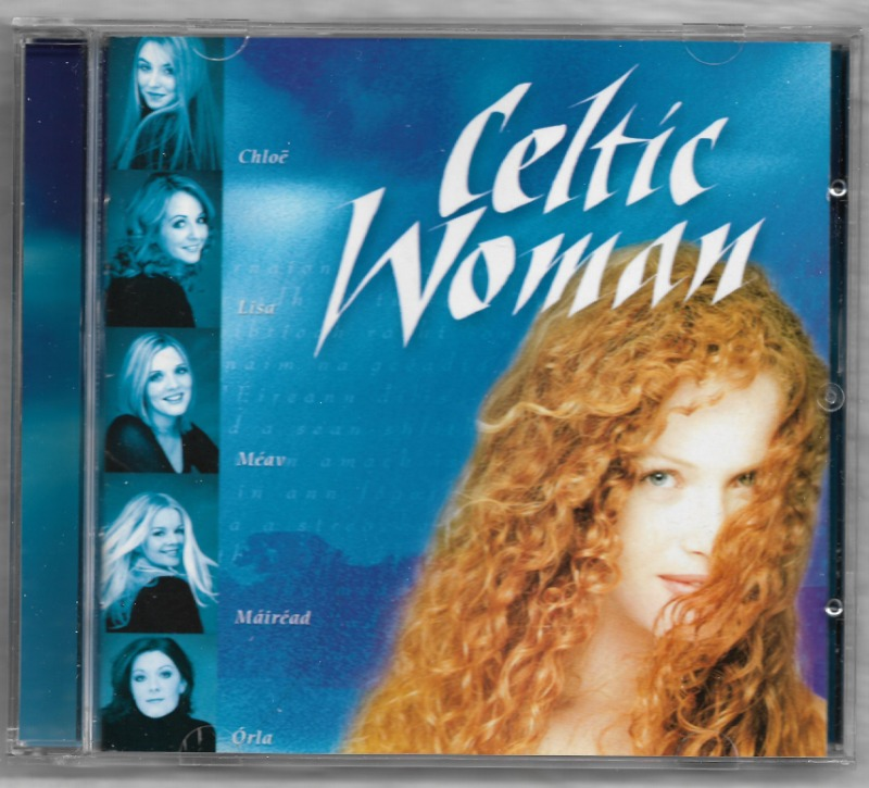 Celtic Woman 1집 - Celtic Woman [수입] -1.jpg