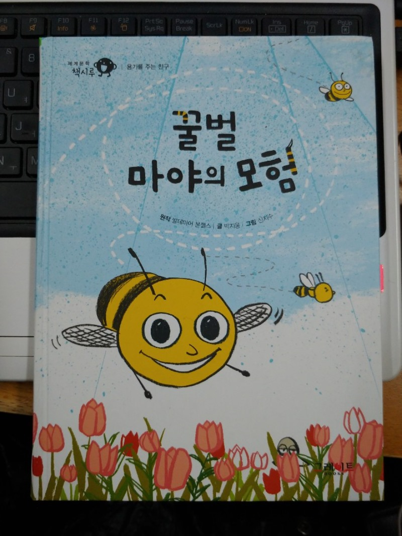 꿀벌 마야의 모험 - 세계문학 책시루 그레이트 북스.jpg